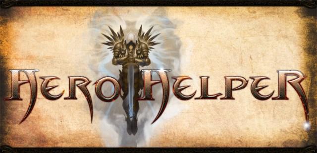 Hero Helper logo