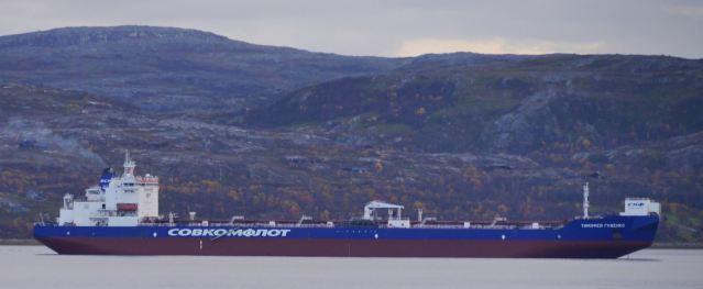 russian tanker
