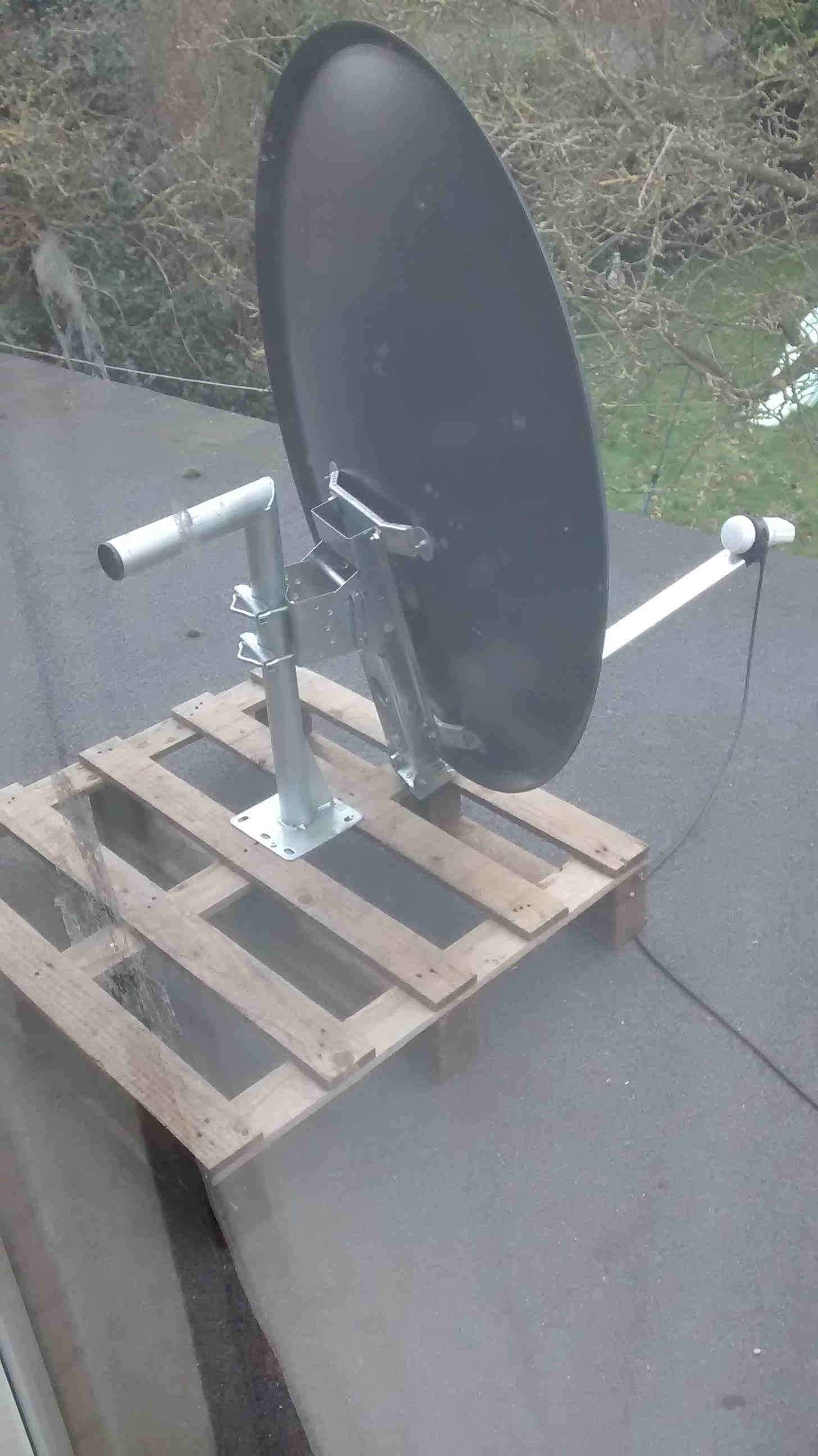 Satellite Dish Installation Tips