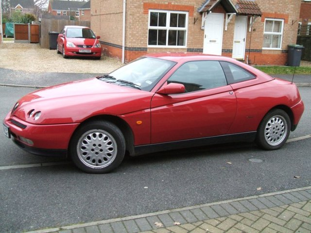 alfa romeo gtv electric
