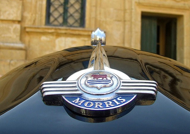 electric morris minor