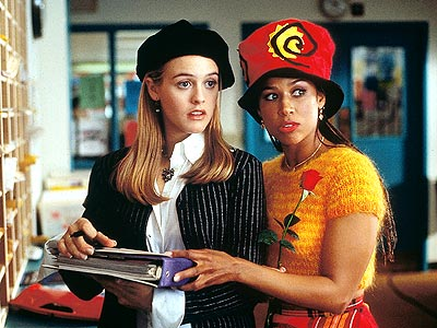 Alicia Silverstone and Stacey Dash in Clueless 2?