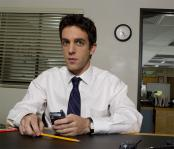 BJ Novak as Ryan Howard