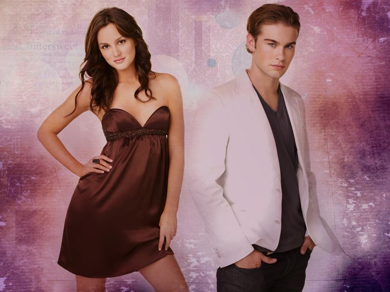 Blair Waldorf and Nate Archibald