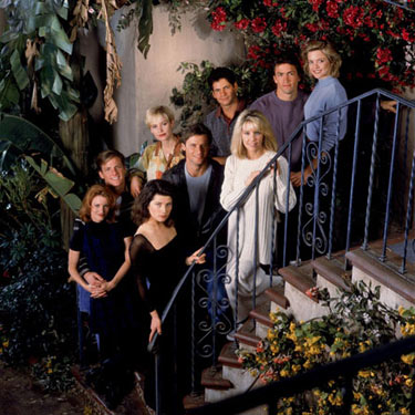 Melrose Place: Welcome Sydney, Jo, and Amanda