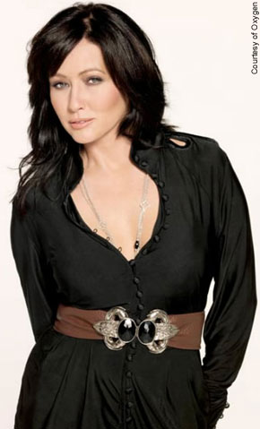 Shannen Doherty as Brenda Walsh