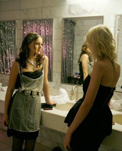 Blair and Jenny: The Showdown