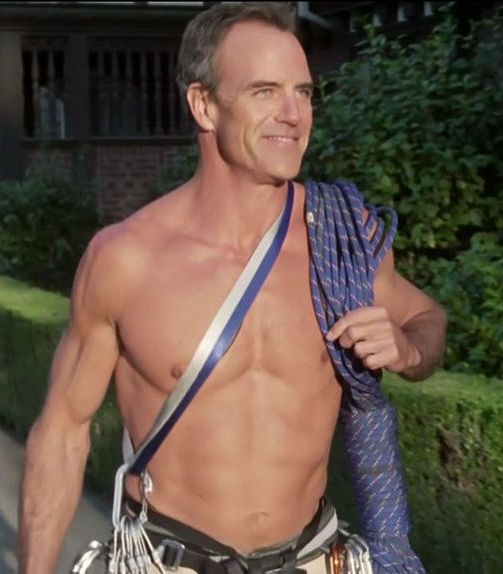 Richard Burgi plays Karl, Susan's ex-husband.