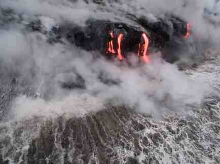 Kilauea Volcano, Island of Hawaii