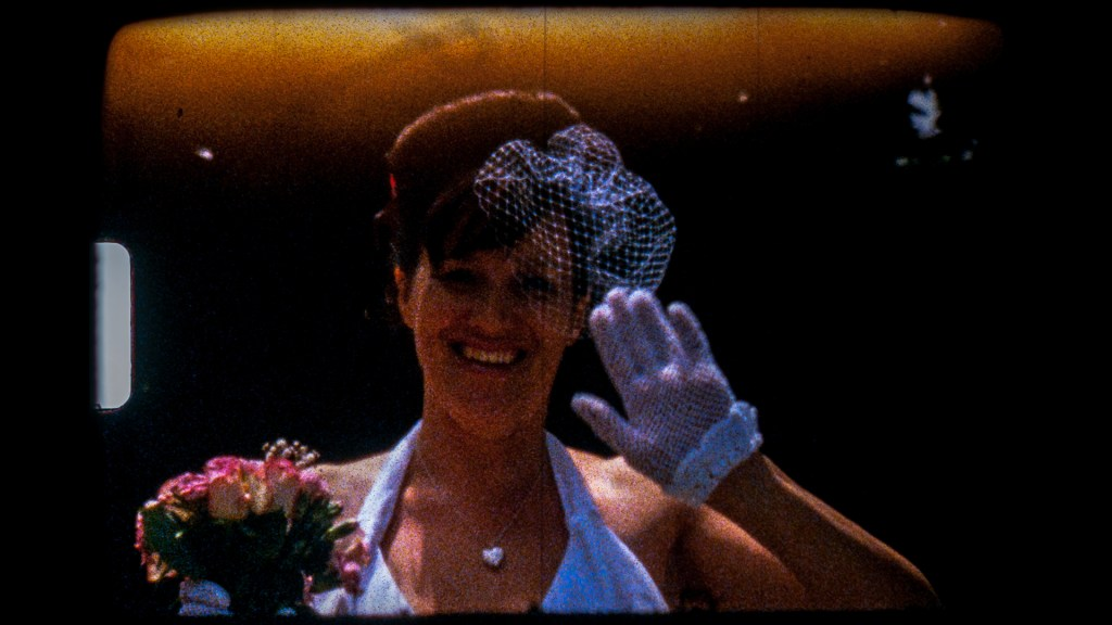 Super 8 Wedding Video. Cornwall, UK. DIY Scan.