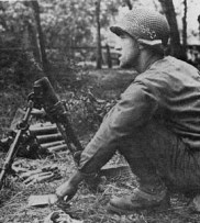 Rifle Company mortar