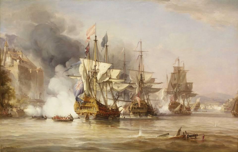 Capture of Porto Bello