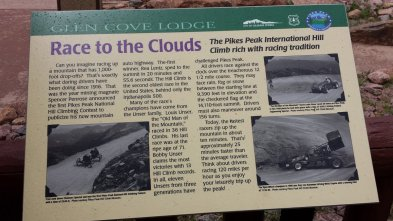 The Pikes Peak International Hill Climb is the second-oldest auto race in the U.S. behind the Indy 500.