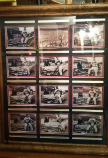 Former Milwaukee Brewers owner Bud Selig, later the commissioner of baseball, got his start as a car dealer, as documented at 4th Base Restaurant. (Craig Davis/Craigslegztravels)