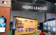 The Negro Leagues exhibited highlighted players who had to play outside the major leagues before Jackie Robinson broke the color barrier. (Craig Davis/Craigslegz.com)