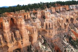 The rock formations of Bryce Canyon appear as an ancient civilization suspended in time. (Craig Davis/Craigslegztravels.com)