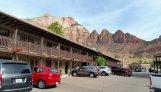 The historic Pioneer Lodge has character and is conveniently located in Springdale, Utah. (Craig Davis/Craigslegztravels.com)