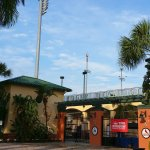 Roger Dean Stadium in Jupiter is the spring home of the St. Louis Cardinals and Miami Marlins. (Craig Davis/Craigslegztravels.com)