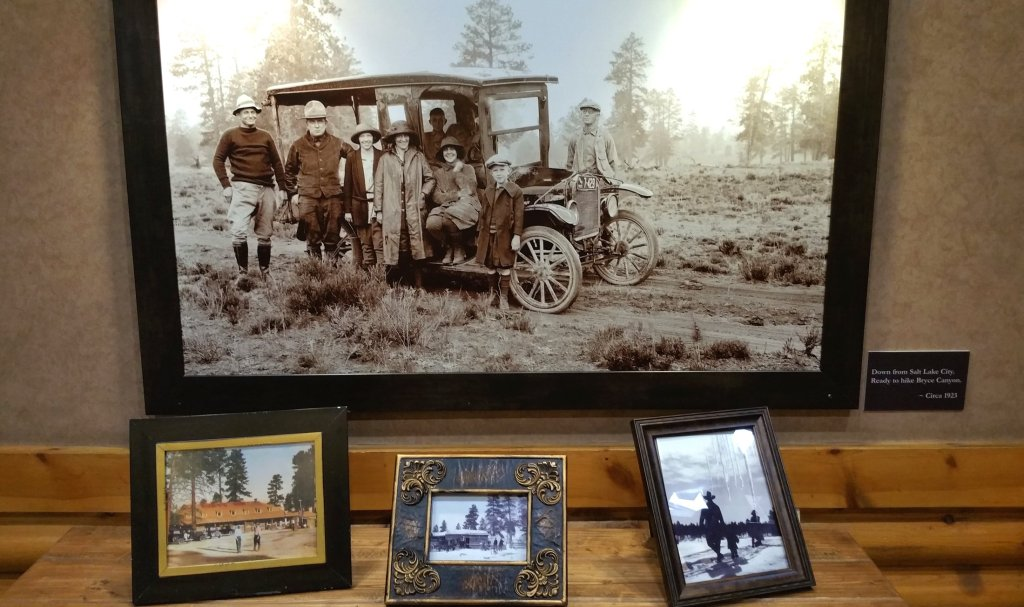 Tourists have been visiting Ruby's Inn to view Bryce Canyon for more than 100 years. (Craig Davis/Craigslegztravels.com)