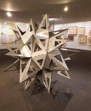 Frank Stella: Experiment and Change exhibit at NSU Art Museum Fort Lauderdale. (FranDavis/Craigslegztravels.com)