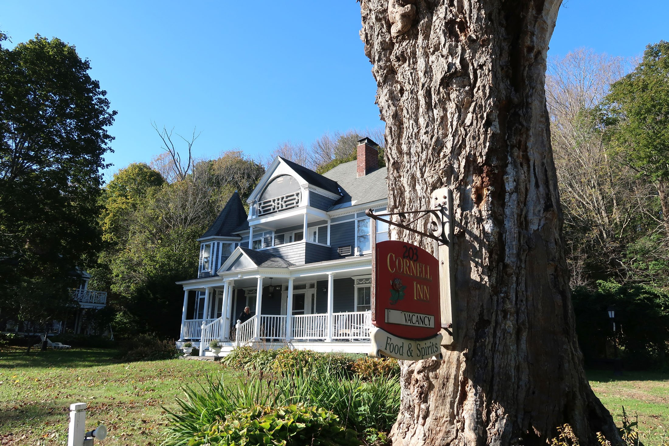 The Cornell Inn is one of the historic bed and breakfast accommodations in Lenox, Mass. (Craig Davis/CraigslegzTravels.com)