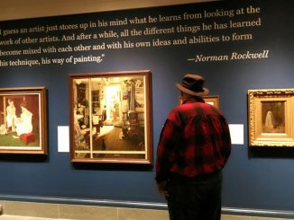 The Normal Rockwell Museum in Stockbridge, Mass., has the largest collection of the illustrator's work. (Craig Davis/Craigslegztravels.com)