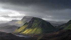 The Quiraing region on the Isle of Skye is one of the prime spots for landscape photography in Scotland. (Glenn Davis/Glenndavisphotography.com