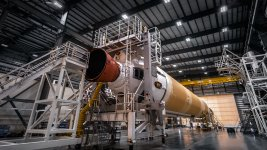 The Delta IV is one of the rockets being launched by United Launch Alliance at Cape Canaveral Air Force Station. (Glenn Davis/Craigslegztravels.com}