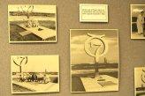 Historic photos of the Mercury 7 Momument, located near Launch Complex 14. (Craig Davis/Craigslegztravels.com)
