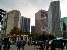 Super Bowl 54 and related activities in Miami marked the last major event before facemasks, social distancing and empty stadiums became the norm. (Craig Davis,Craigslegztravels.com)