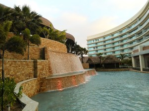 The Oasis Tower has 168 guest rooms at the Seminole Hard Rock in Hollywood, Fla. (Craig Davis/craigslegztravels.com