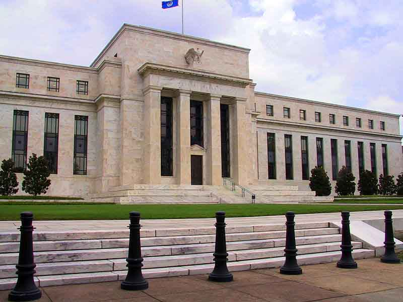 Our Federal Reserve Building.  Photo by Dan Smith.