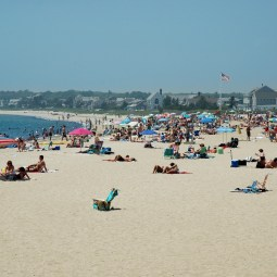 Famous Craigville Beach is just a short stroll away