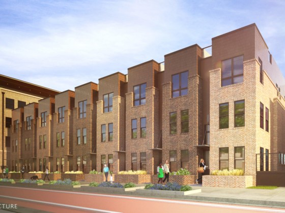 Rendering of The Wheatley in Denver, CO