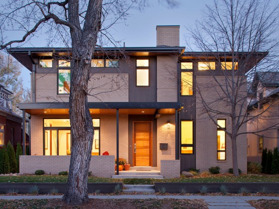 Modern Home in Historic Denver