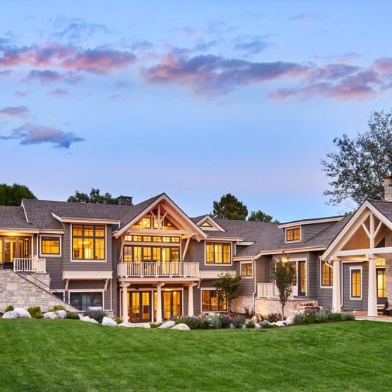Custom Family Home