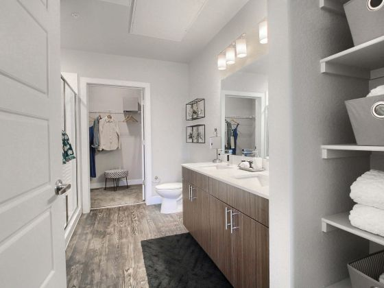 Timberline Bathroom