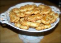 Parmesan Palmier Cookies
