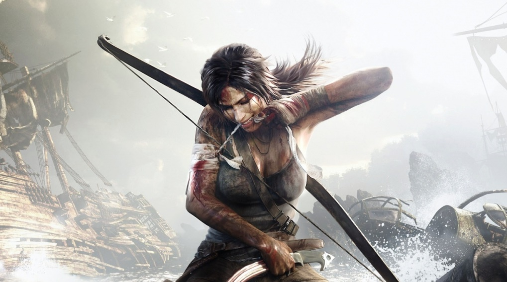 Lara Croft Shows Less Cleavage In Rise Of The Tomb Raider