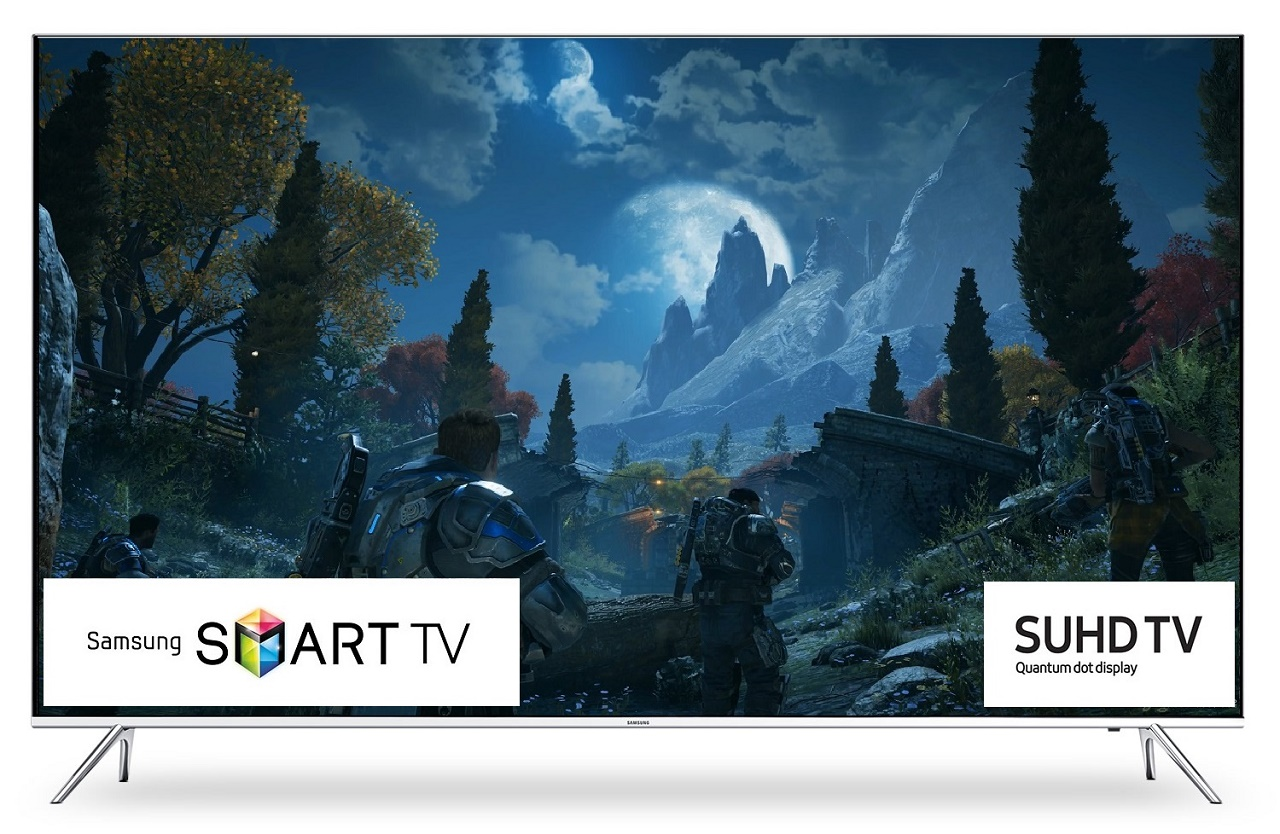 Samsung KS7000/8000 Review For Console and PC Gaming