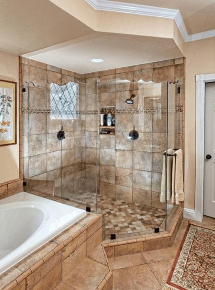 Cranberry Township Bathroom remodel