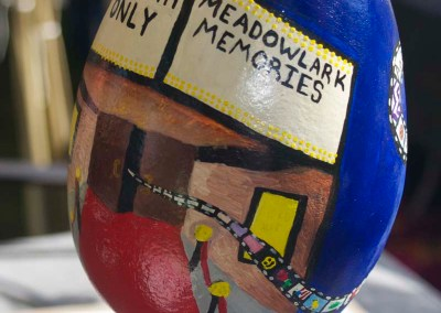 COP III | Grade school egg presented by Meadowlark Elementary