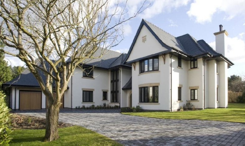 Milford House Prestbury New home in Cheshire