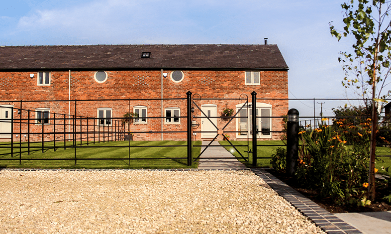 The Barns New Homes in Chester