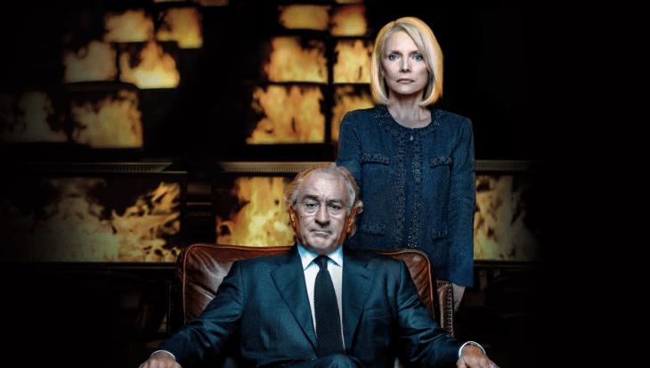 Filme conta a trajetória de Bernie Madoff.
