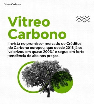 fundo de carbono ESG da Vitreo