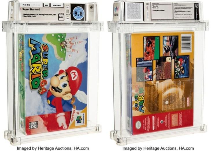 games Super Mario 64