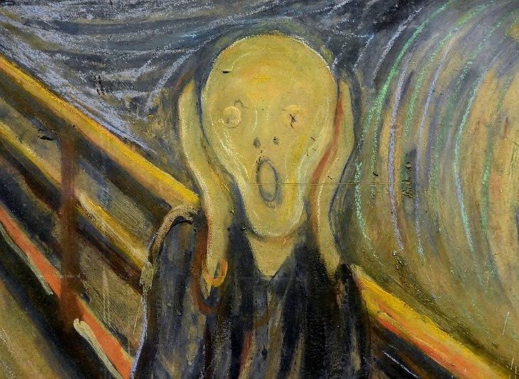 o grito - proposito