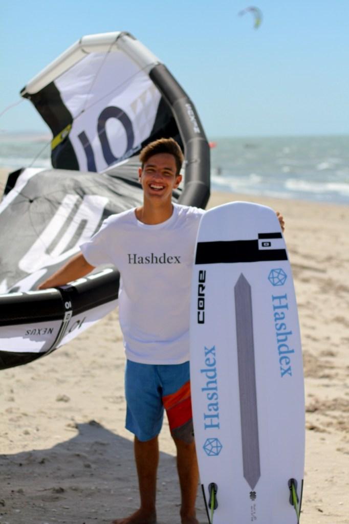 kitesurf hashdex Gabriel Benetton