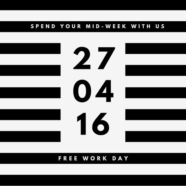Free work day